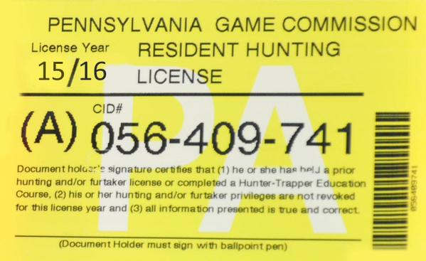 full o 39 bull gazette pa hunting license fees could double