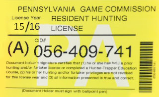Full o 39 bull gazette pa hunting license fees could double for Pa fishing license online