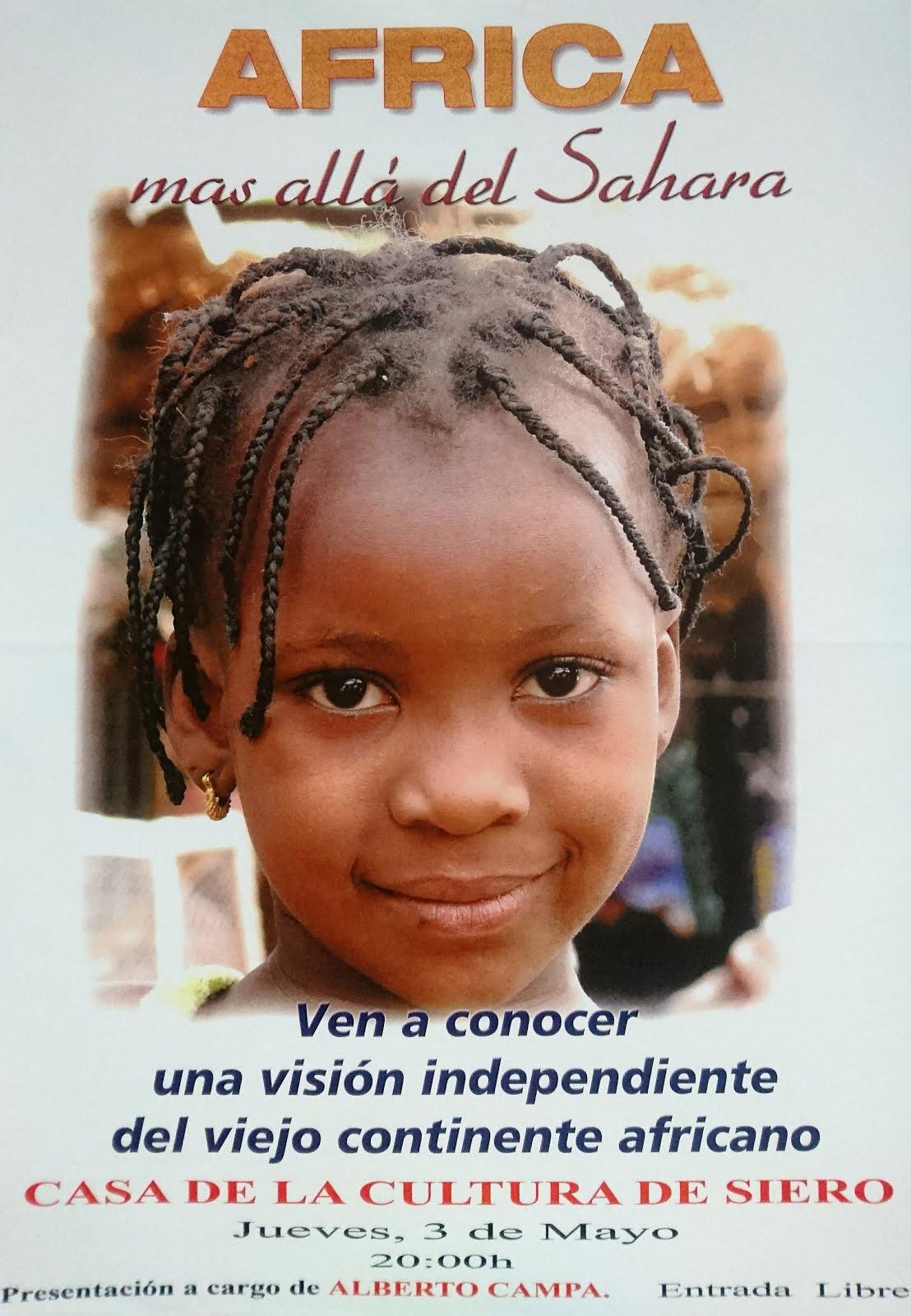 ÁFRICA MAS ALLÁ DEL SAHARA