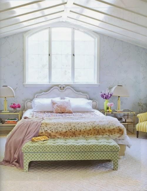 dormitorios primaverales