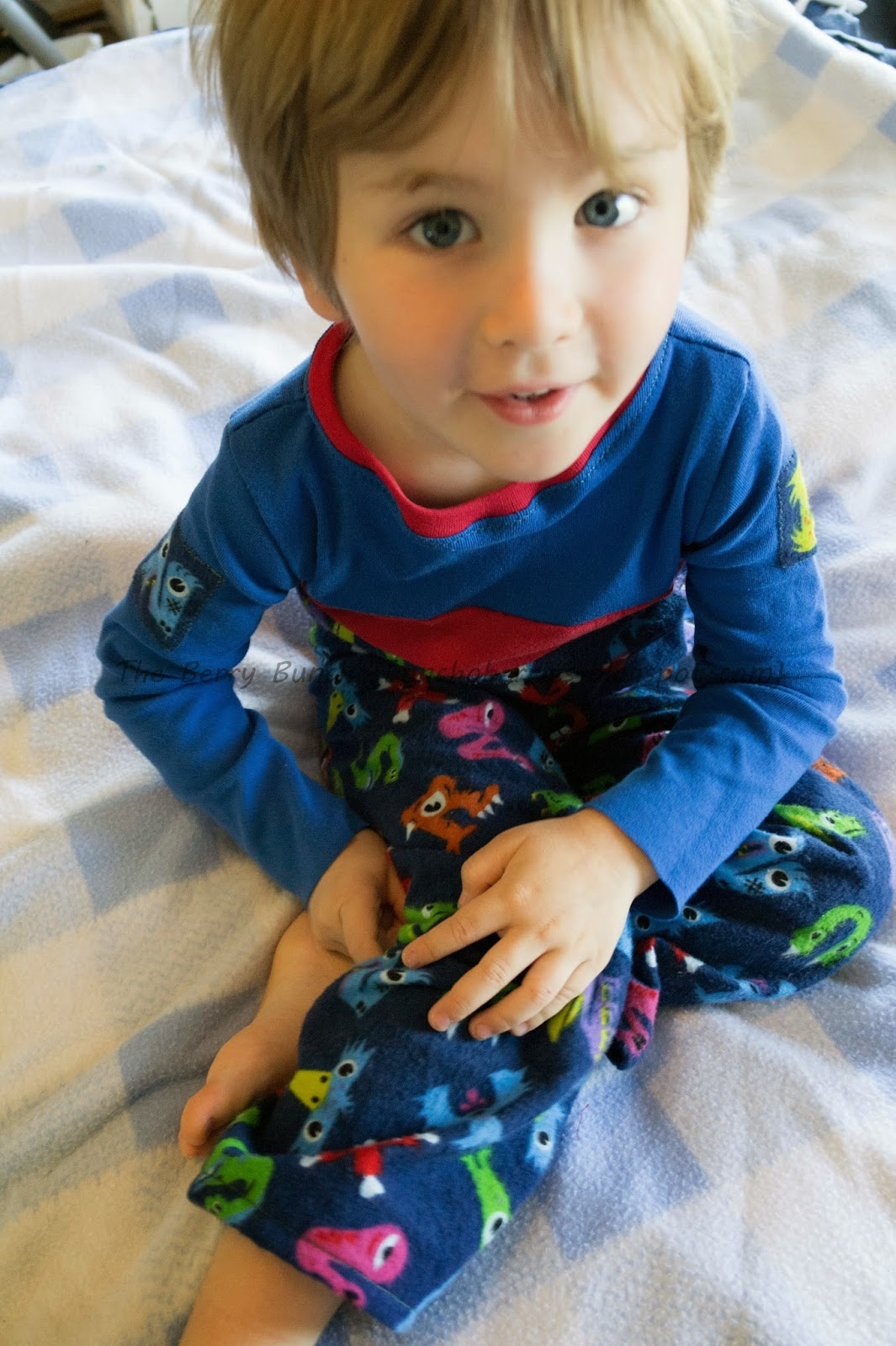 The Berry Bunch: GYCT Design's Monthly Monday Madness: Jean and Jamey Jammies {Sale}