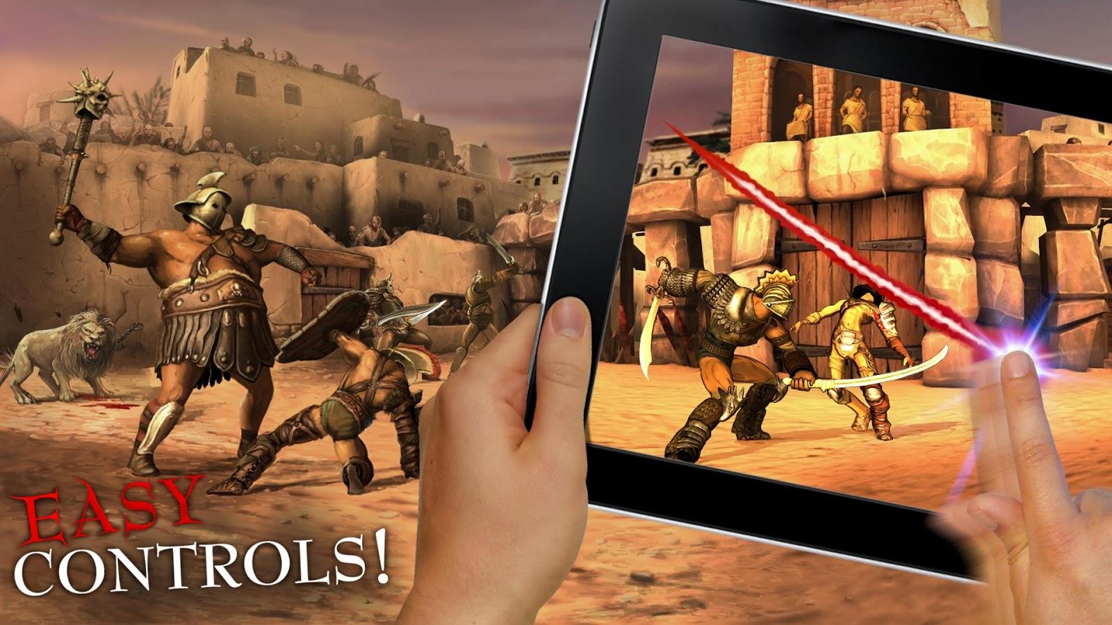 Скасать Игру I Gladiator На Андроид