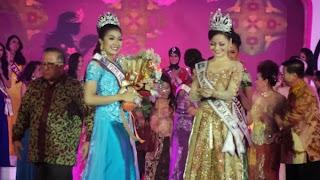 GAMBAR Nabilla Shabrina Cewek Cantik Putri Pariwisata Indonesia 2013
