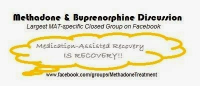 Methadone and Buprenorphine Discussion Group