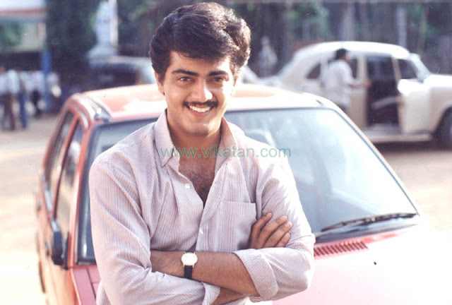 Ajith Kumar's Exclusive Unseen Pictures 1