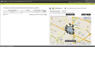 Melacak HP Yang Hilang Dengan Aplikasi GPRS Mobile Tracking