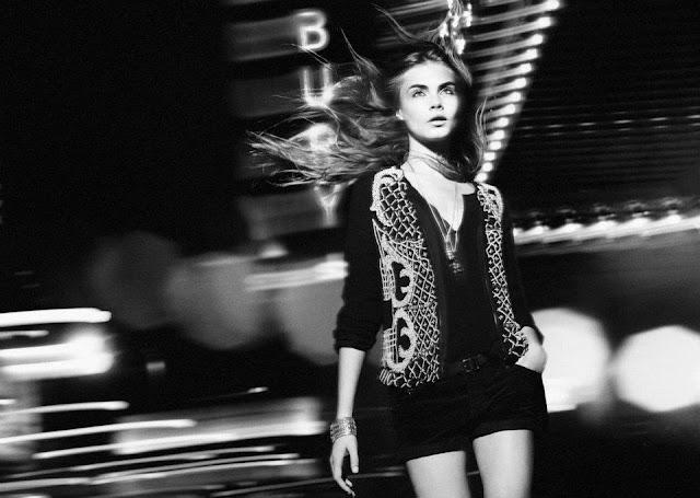Zara TRF – New Campaign AW12