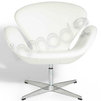 Top and High Quality Swan Chair by Arne jacobsen 6