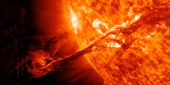 Ισχυρές γεωμαγνητικές καταιγίδες θα χτυπήσουν τη Γη τις επόμενες ημέρες