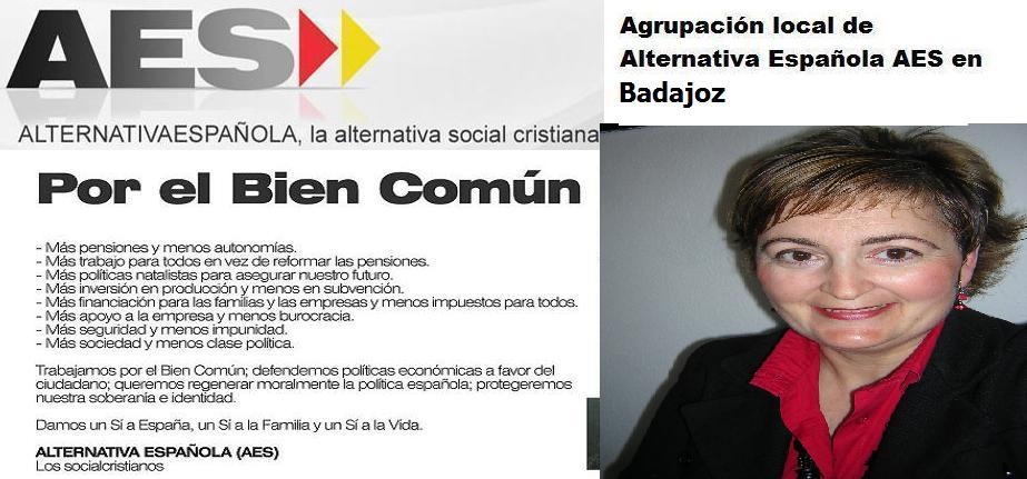 Alternativa Española AES Badajoz