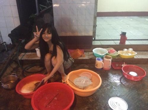 """Hot girl Gia Lai đau khổ vì bị gọi là """"Yến cháo lươn"""""""