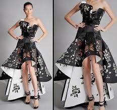 Imagens de Vestidos Diferentes