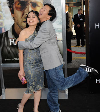 Jeongs Hangover Role Inspired By Wife Lifestyles