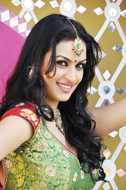 Maryam Zakaria Hot Pics from Telugu Movie Brahmigadi Katha