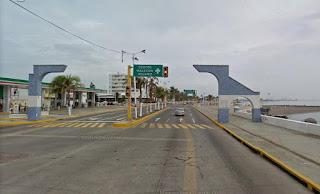 cierre del bulevar Ávila Camacho por evento deportivo en Veracruz