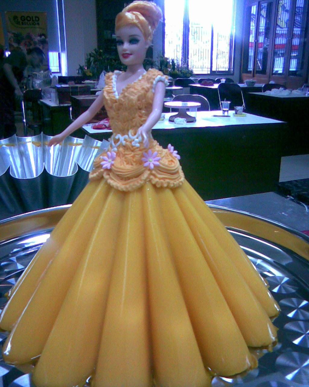 Gambar boneka barbie untuk anak gratis