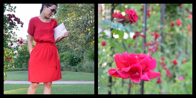 red-dress-summer-vestido-rojo-verano-trends gallery