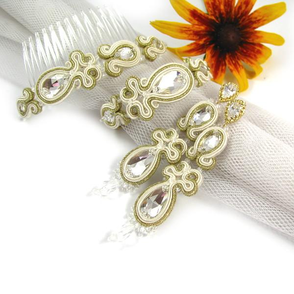 Biżuteria ślubna dla Panny Młodej