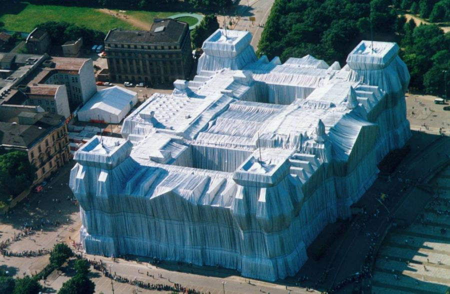 Art Wednesday Christo And Jeanne Claude