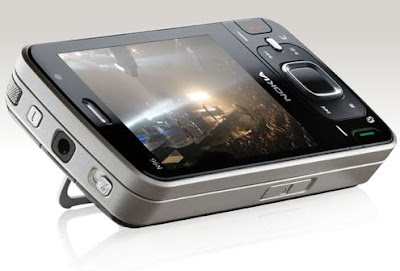 new Nokia N96 Mobile Phone