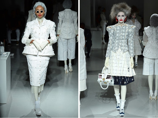 Thom Browne Spring 2014 Review Blogger