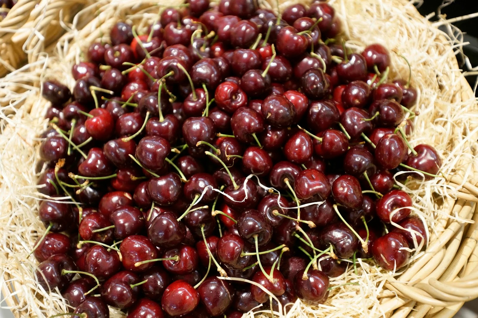 Food: Cherry Season with Northwest Cherries (Jasons Food Hall, Bangsar Shopping Centre)