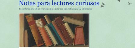 Notas para lectores curiosos