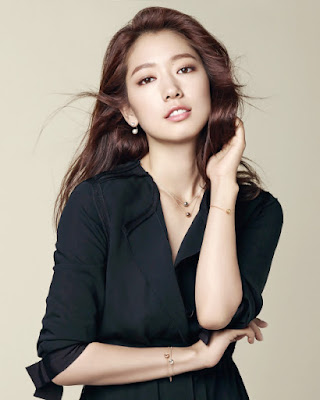 Park Shin Hye Agatha Paris Fall Winter 2015