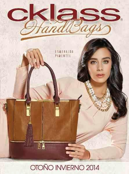 catalogo hand bags cklass 2014 oi