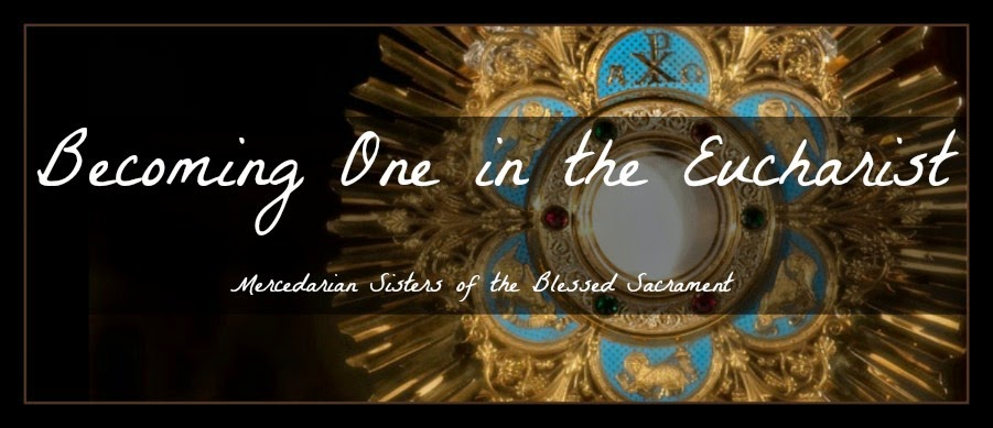 Becoming One in the Eucharist