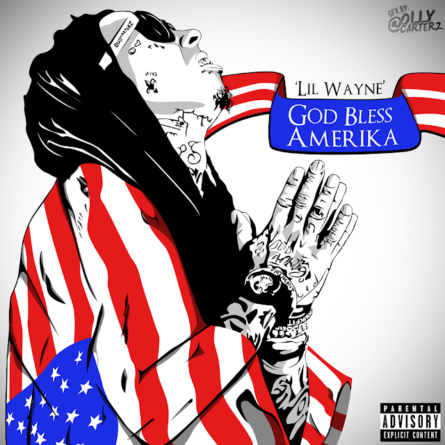 Lil Wayne - God Bless Amerika - copertina traduzione testo video download