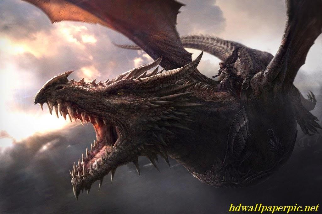 Aegon Dragon Wallpaper