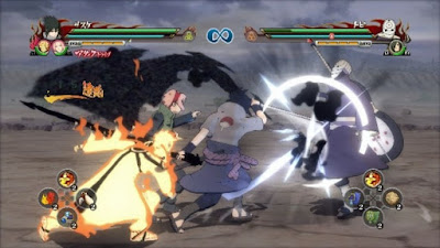 Naruto Shippuden: Ultimate Ninja Storm Revolution PC Game