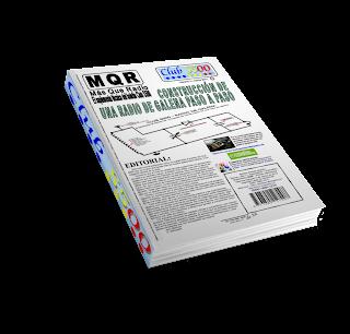 Primer suplemento técnico (MQR) del boletín diexista Club S500 - www.clubs500.es