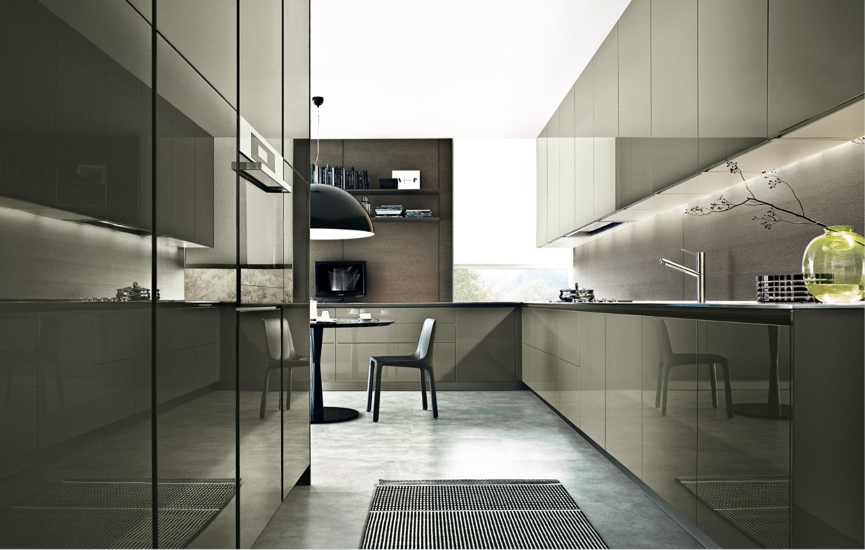 Maison grace varenna twelve kitchens for Poliform kitchen designs