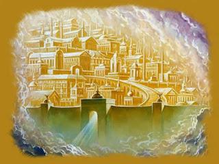 New Jerusalem - Revelation 21:2