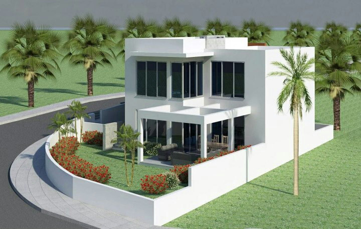 Home Decor Ideas: New Modern homes designs latest exterior designs ...