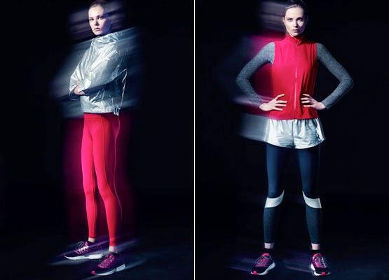 ropa deportiva Oysho otoño invierno