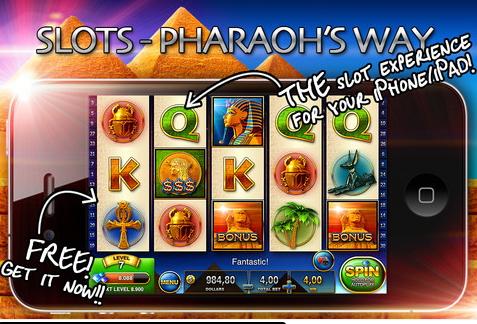 Slots pharaoh's way game download