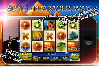 Download Game Slots - Pharaoh's Way For iPhone, iPod touch, and iPad