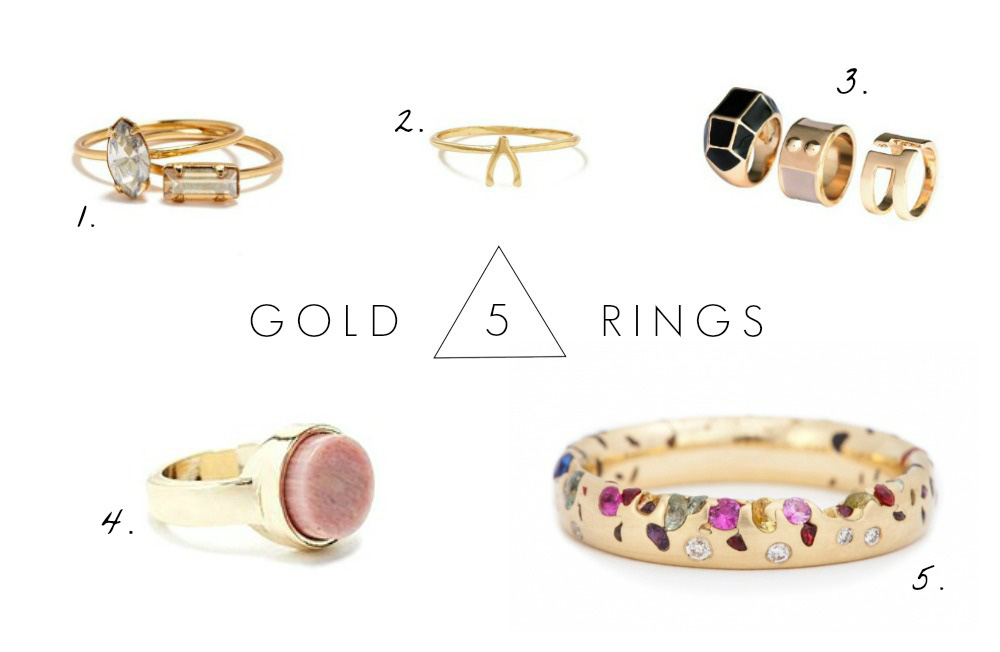 five gold rings christmas stocking gift list