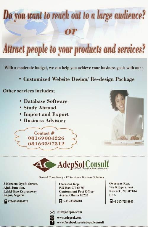 AdepSol Consult Ltd