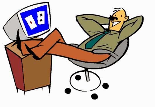 Megaoffice c mo lidiar con compa eros de trabajo holgazanes for Oficina de empleo telefono informacion