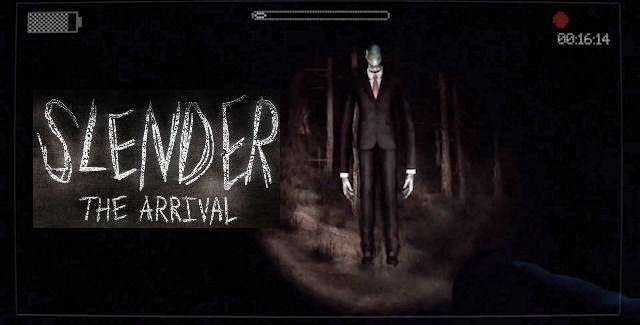 Slender The Arrival PC Version