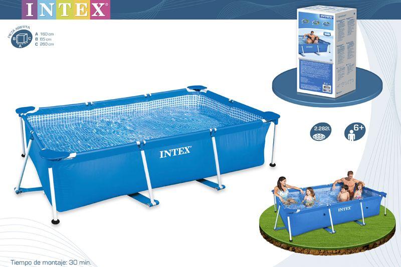 Piscinas intex - Tamanos de piscinas ...