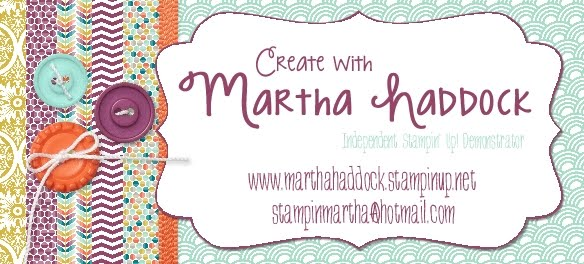 Create with Martha Haddock