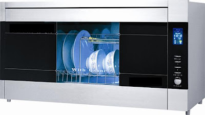 modern dish dryer for small kitchen