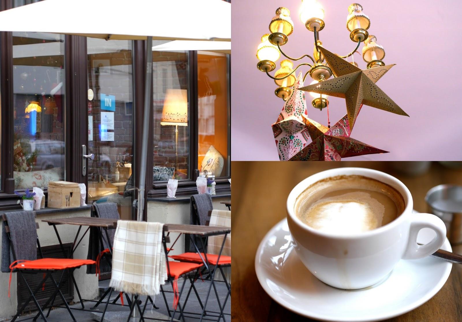 Le monde de Kitchi: 12 Monate - 12 Cafès: \