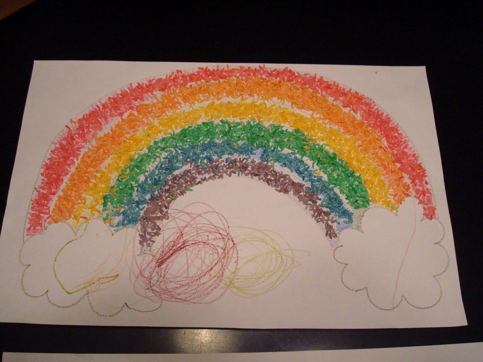 Как сделать радугу дома своими руками: эксперимент для детей 2