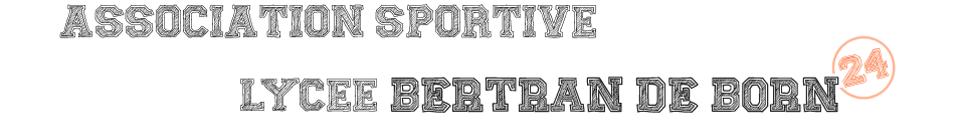 Association Sportive du Lycée Bertran de Born